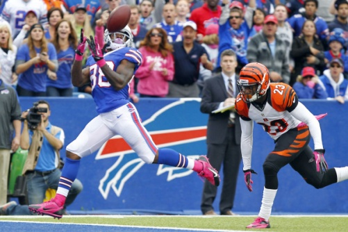 Marquise Goodwin, Terence Newman